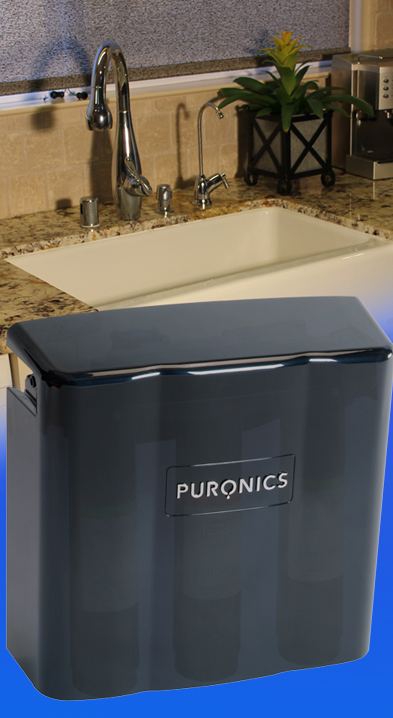Garcia Water Care Puronics Water Filtration Systems