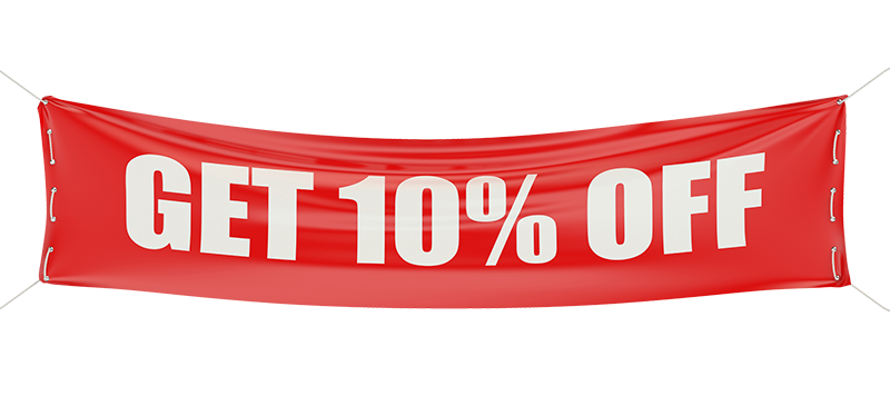 Get a 10% off our already lowest prices ever on a water softener