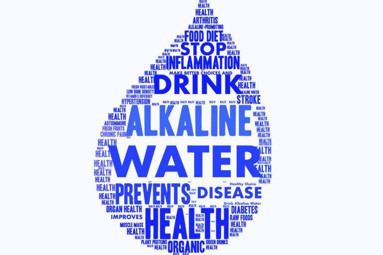 Alkaline Water | Top 3 Reasons to Drink It