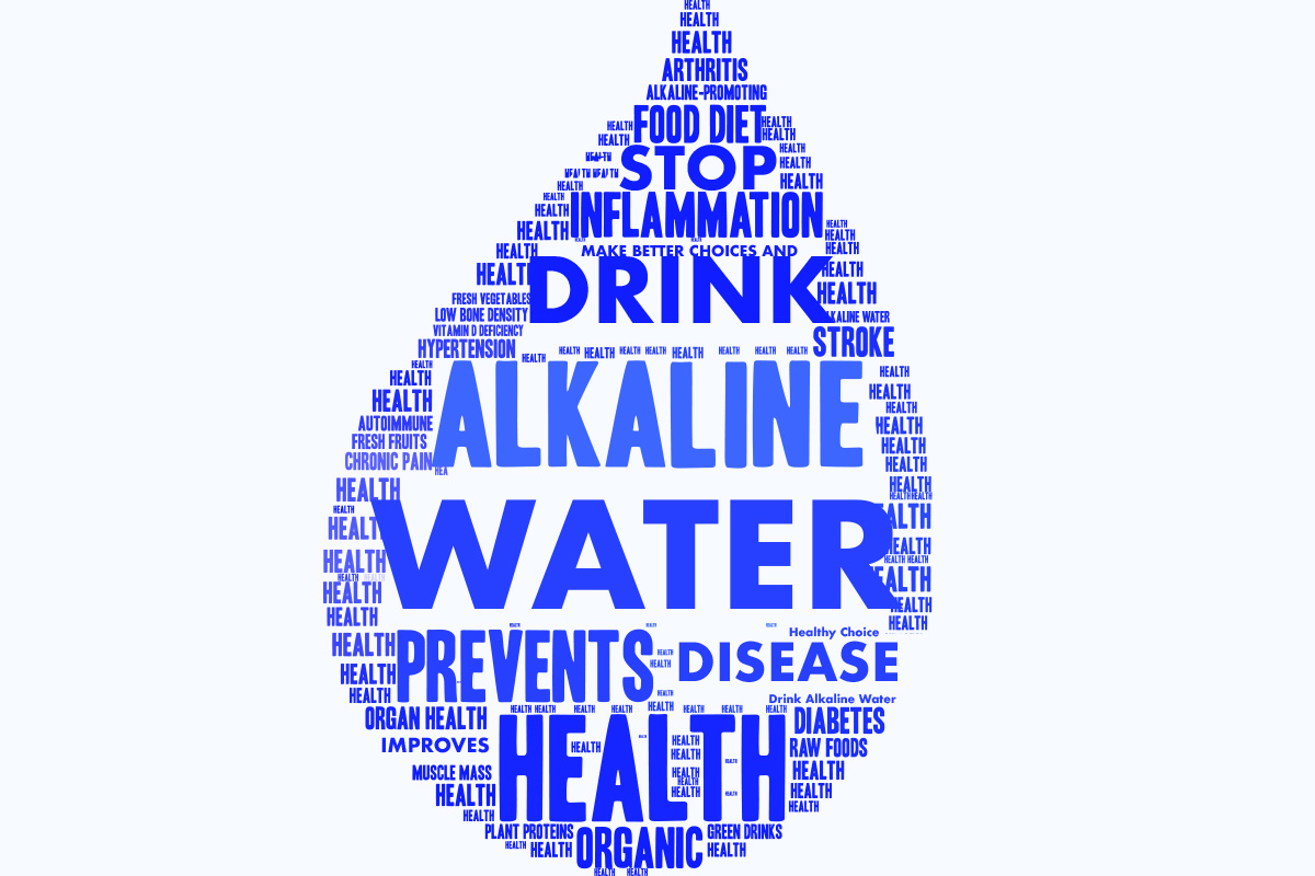 Alkaline Water | Top 3 Reasons to Drink It