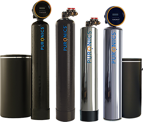 Garcia Water Care is authorized to sell Puronics whole home softeners