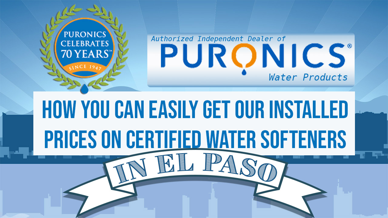 Garcia Water Care Prices